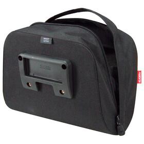 KlickFix Baggy Handlebar Bag, black